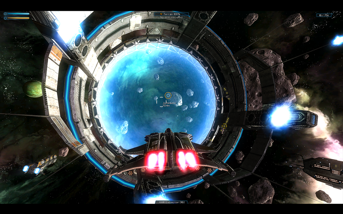 Galaxy on Fire developer Fishlabs purchased by Koch Media