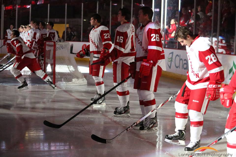 The Badgers will host a special guest this weekend as Dante Fabbro is coming for a visit.