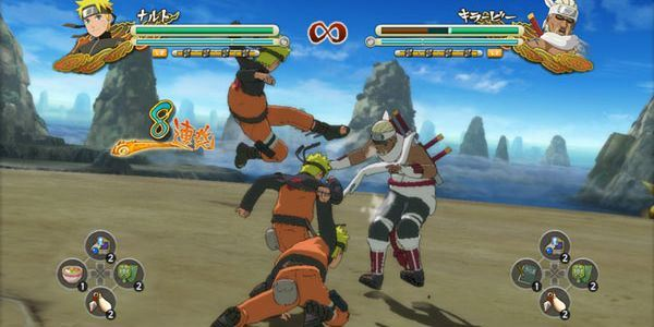 Naruto Shippuden: Ultimate Ninja Storm Revolution launching in 2014