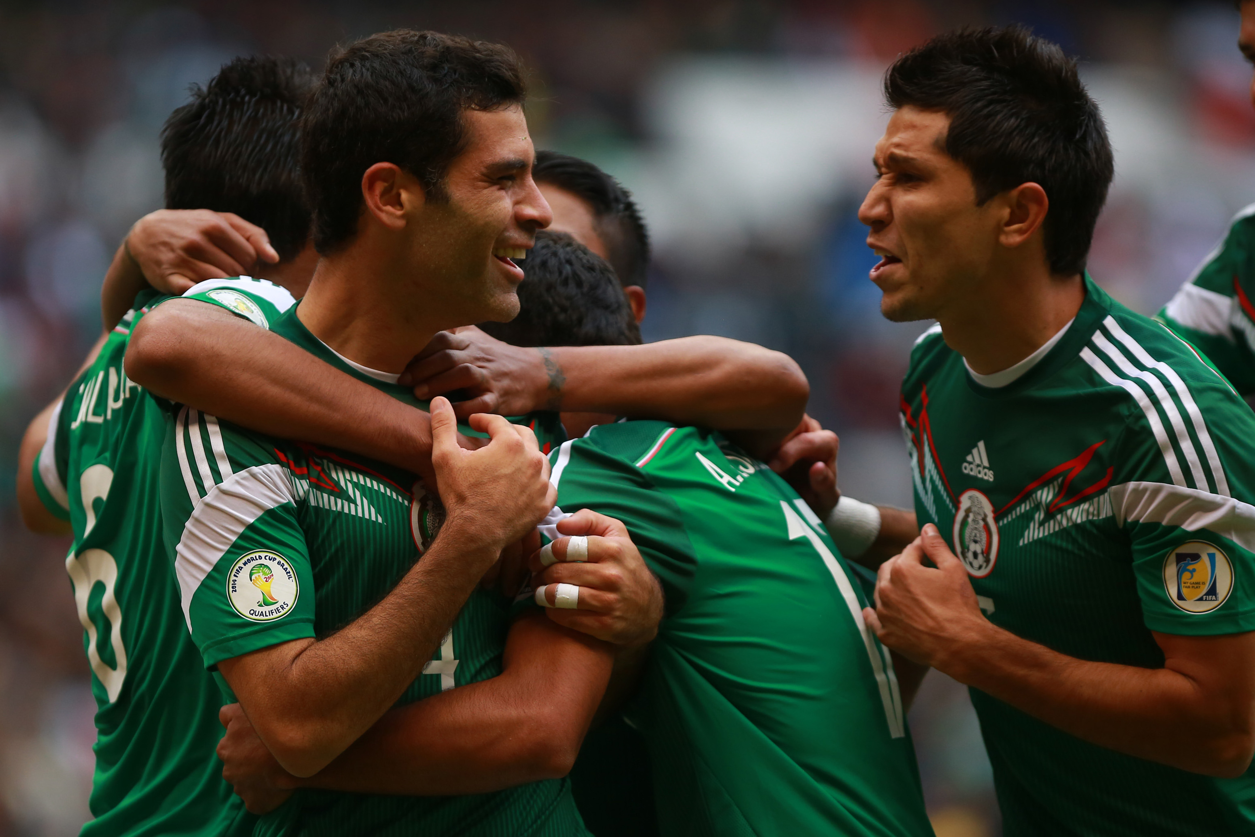 Mexico will be a threat come World Cup time