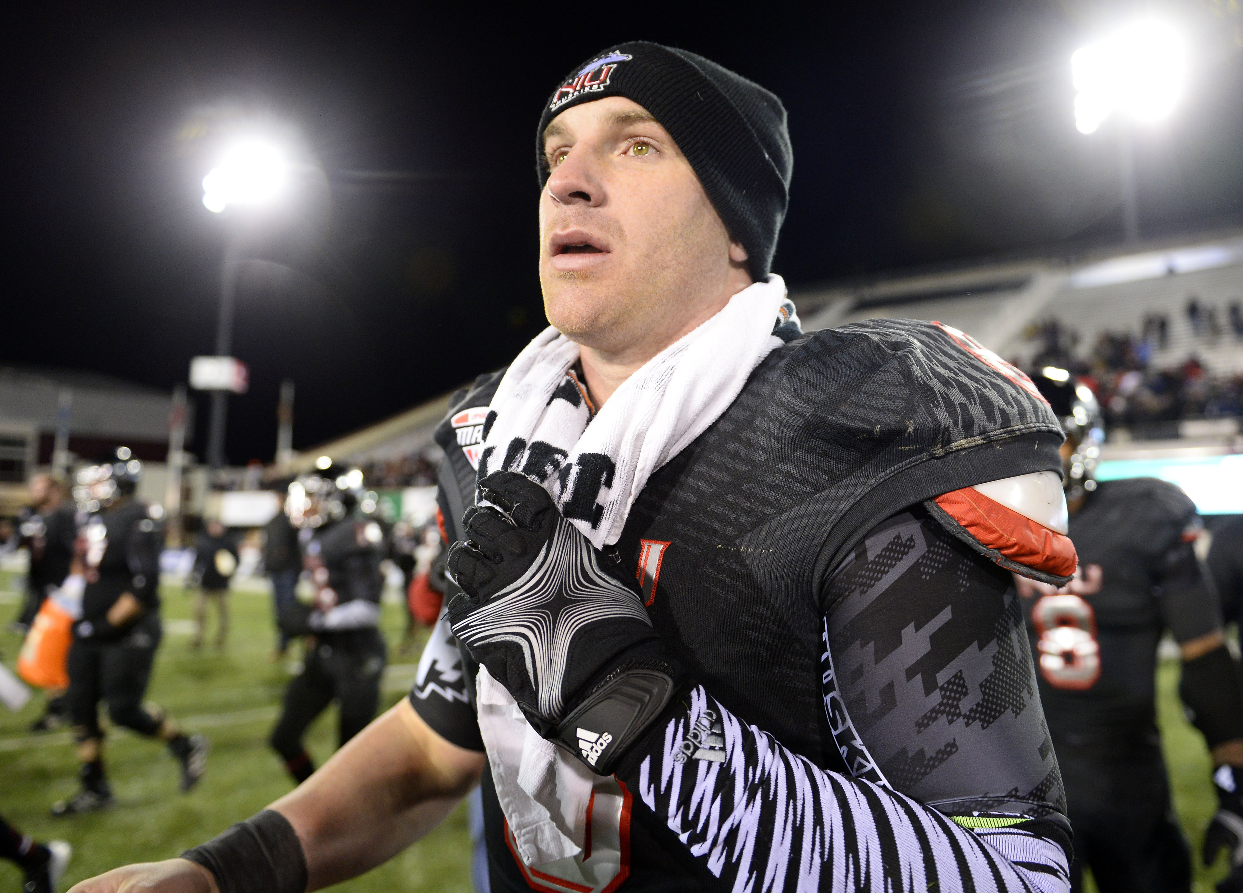 Jordan Lynch has led his team to a fourth-straight MAC West championship and the No. 1 ranking in the Mid-Major Top 10 poll.