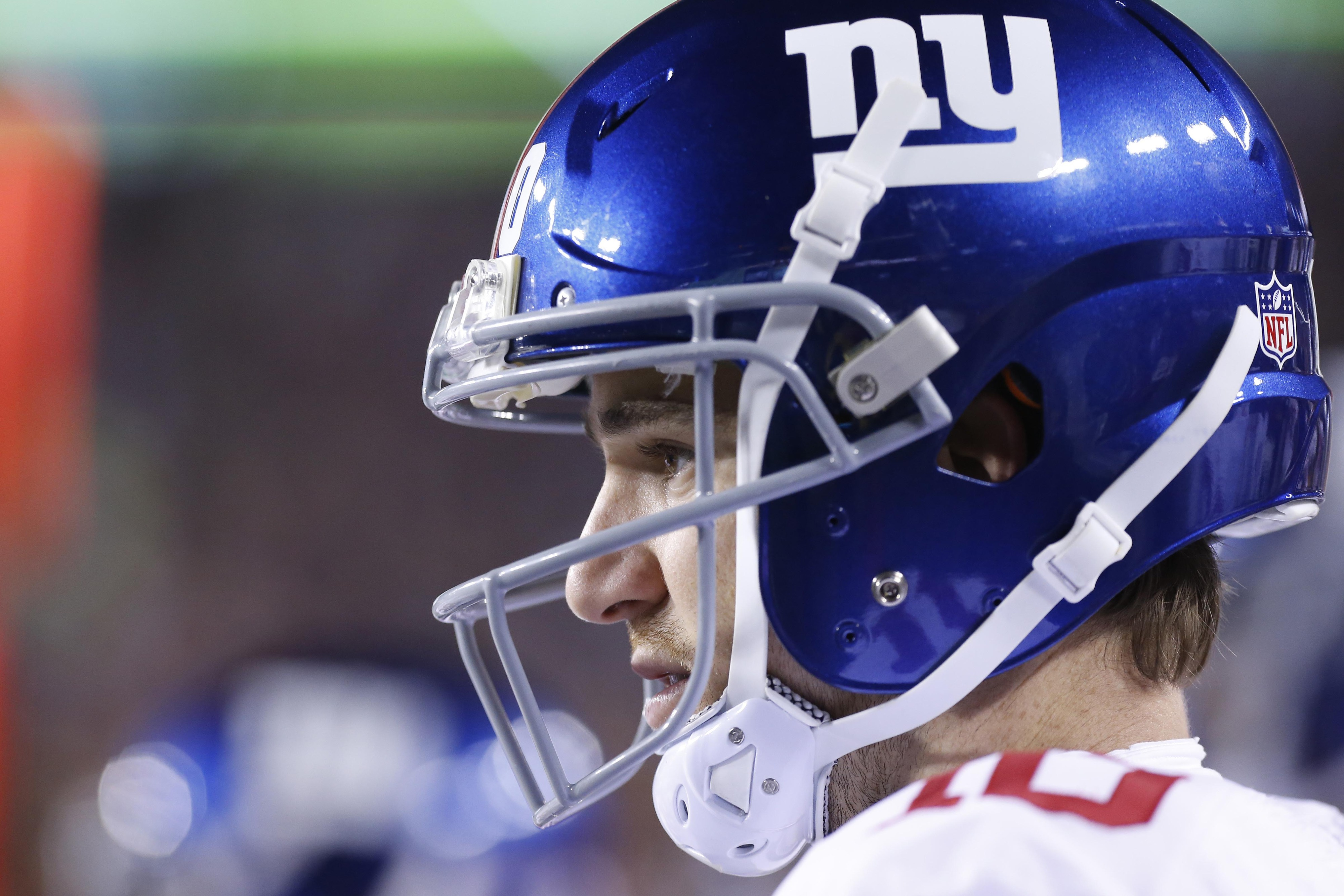 Giants quarterback Eli Manning heads to San Diego to face the team that originally drafted him before trading him to New York for its current quarterback Philip Rivers
