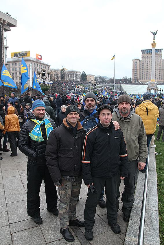 Why game developers are joining mass demonstrations in Ukraine