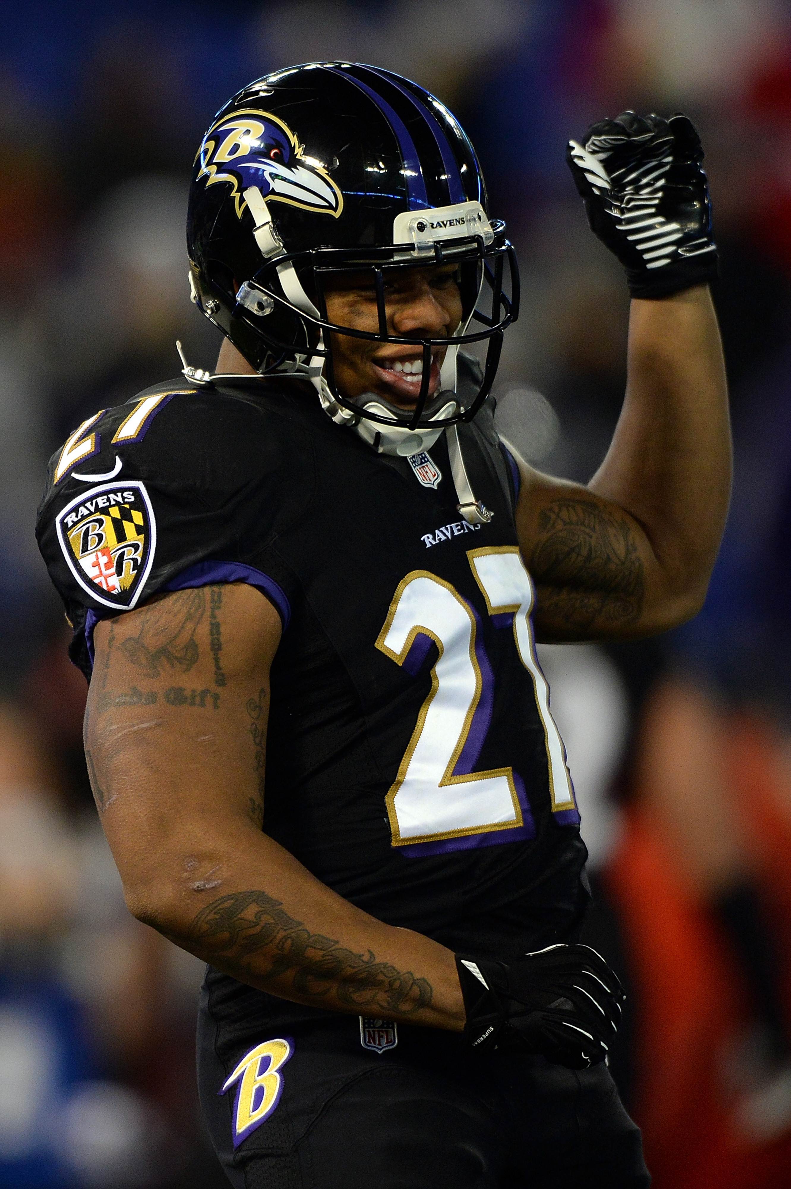 We're worried about Adrian Peterson hitting the wall soon. Has Ray Rice already hit it?
