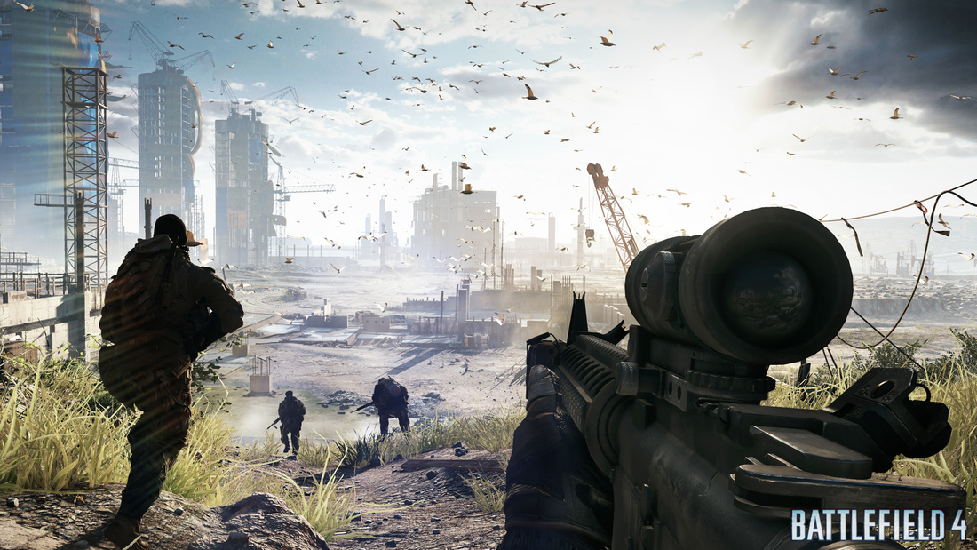 Battlefield 4 DLC delay causes EA's stock to dip
