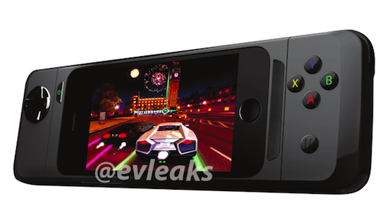 Report: Leaked image shows Razer's take on iPhone gamepad