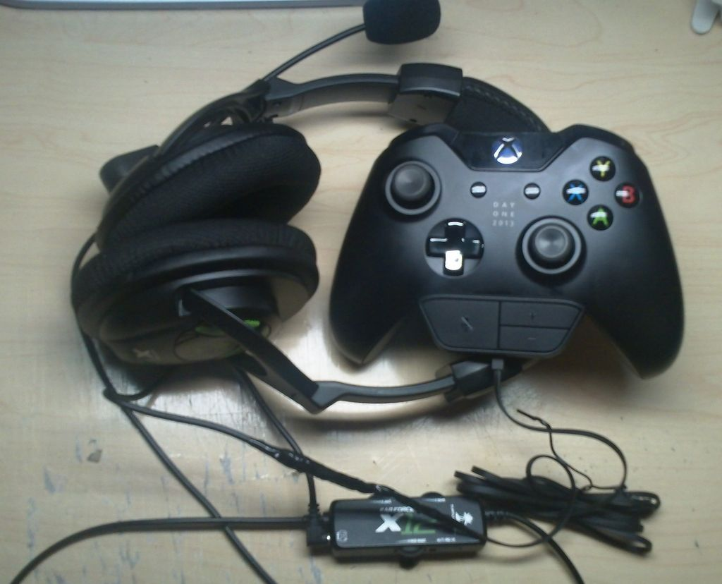How to turn an Xbox One headset into a universal adapter