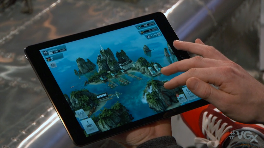 Remedy Games announces Agents of Storm for iOS