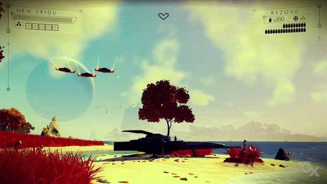Exploration sim No Man's Sky coming from Hello Games