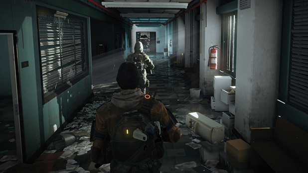 The Division's VGX trailer shows off Snowdrop engine