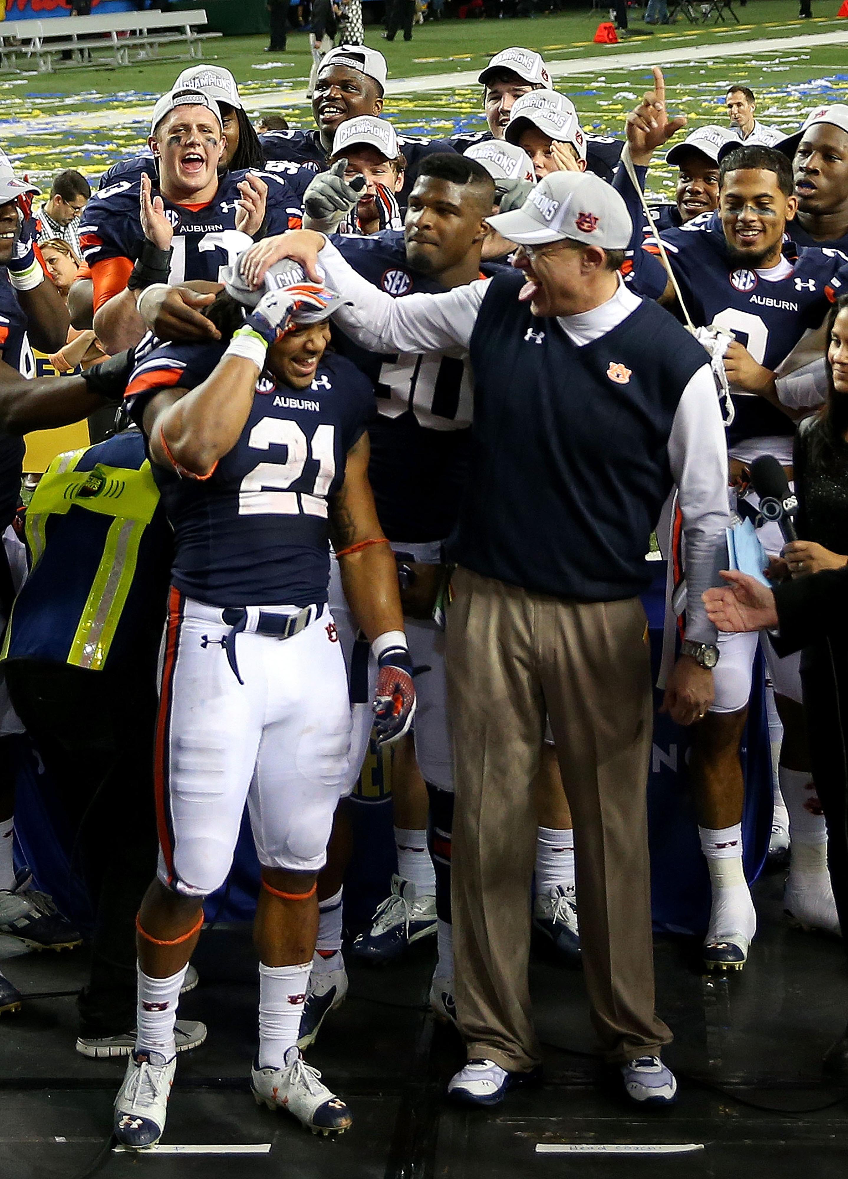 College football rankings: Florida State, Auburn top final 2013 BCS standings