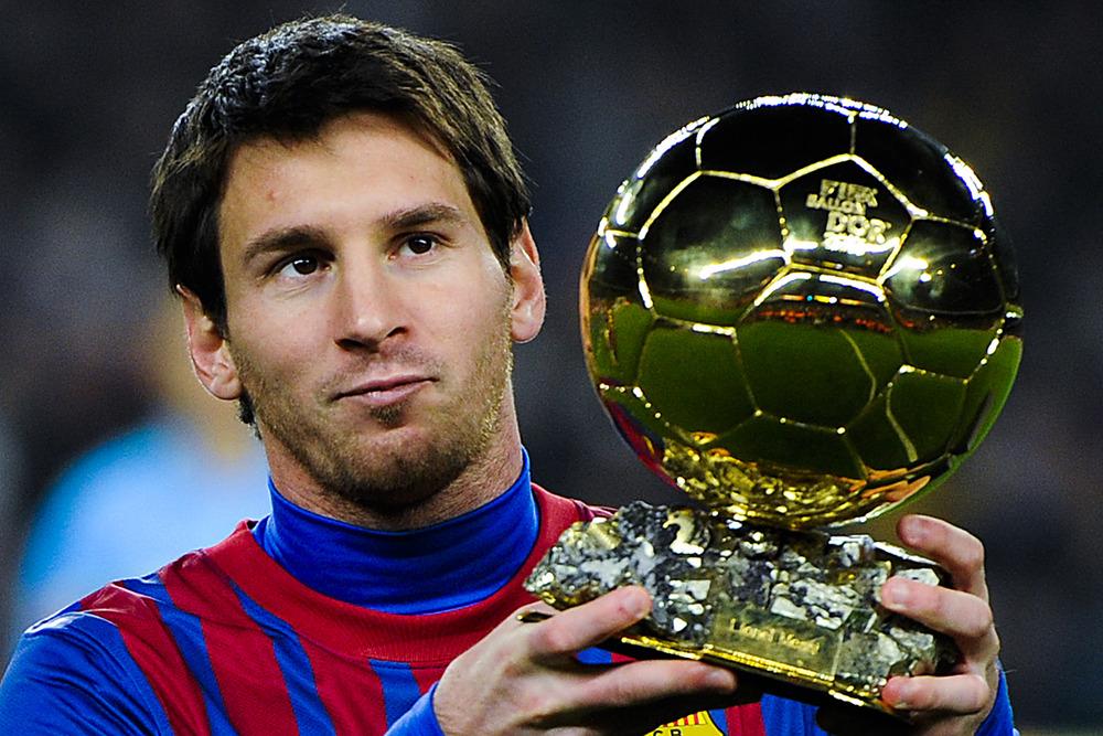Cristiano Ronaldo, Lionel Messi and Franck Ribéry nominated for Ballon d'Or