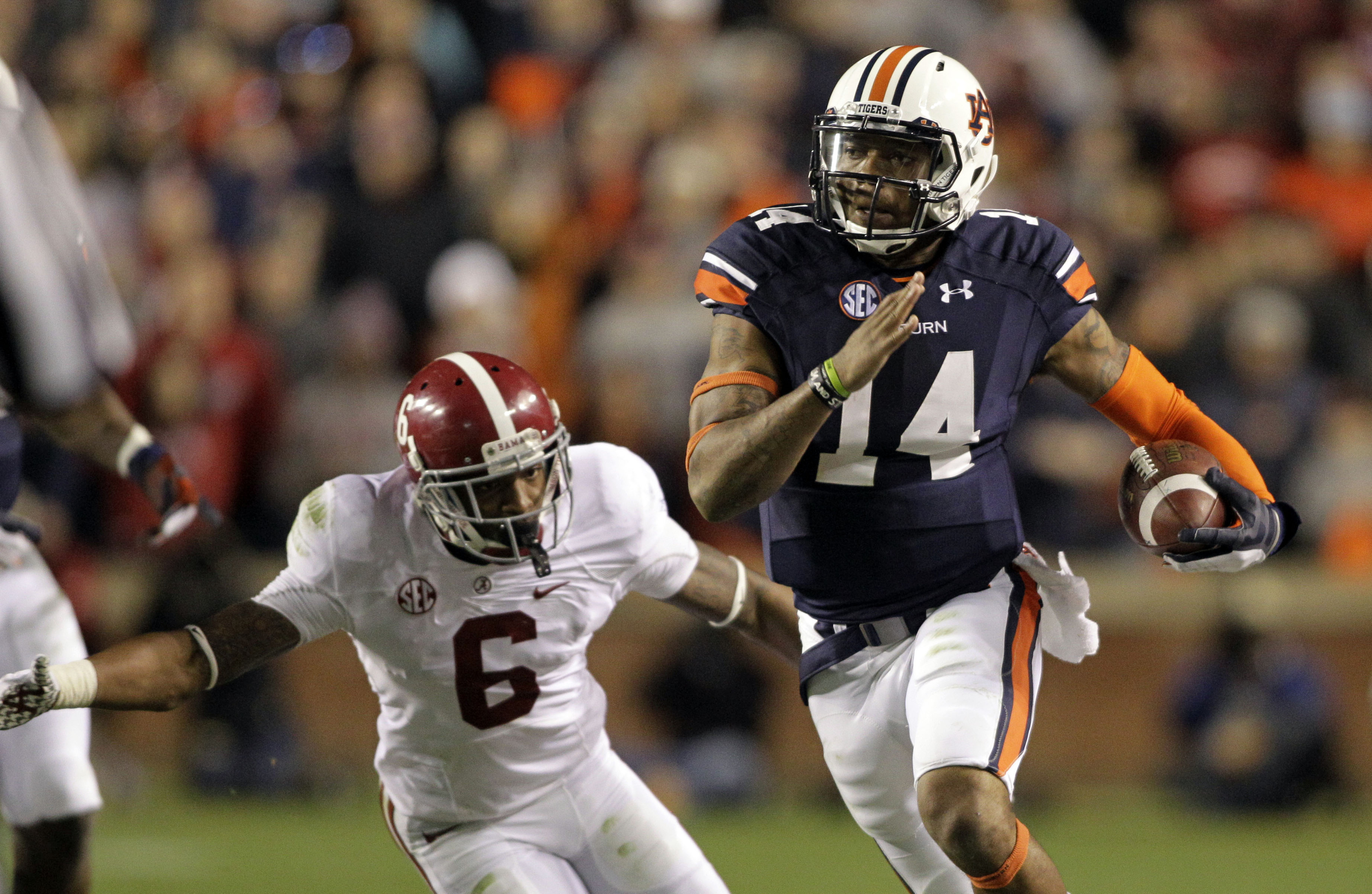 Eight 2013 College Football Playoff brackets, from 4 to 32 teams