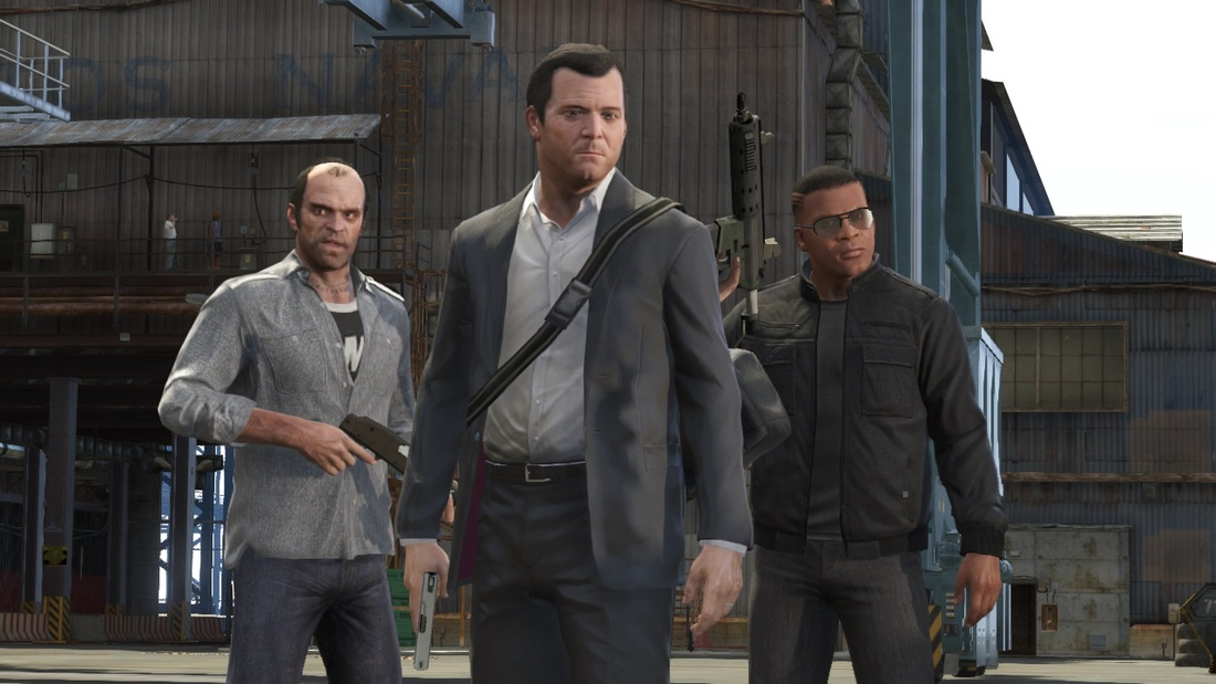 VGX names Grand Theft Auto 5 game of the year