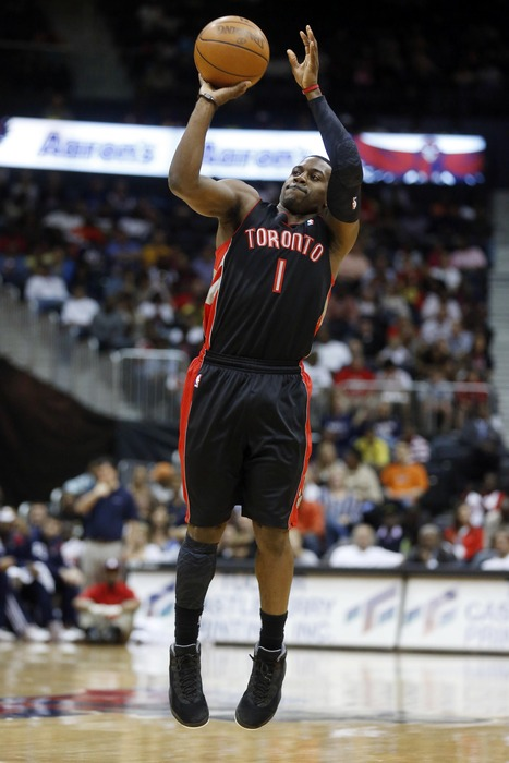 Justin Dentmon, the reigning D-League MVP, coming back for more with the Austin Toros