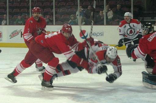 The Arizona Sundogs have taken a beating on the road