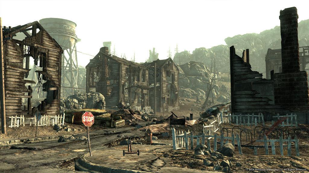 Report: Fallout 4 in development, set in Boston