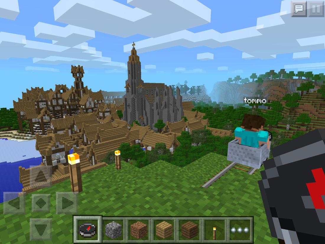 Minecraft Pocket Edition's 'biggest update yet' released