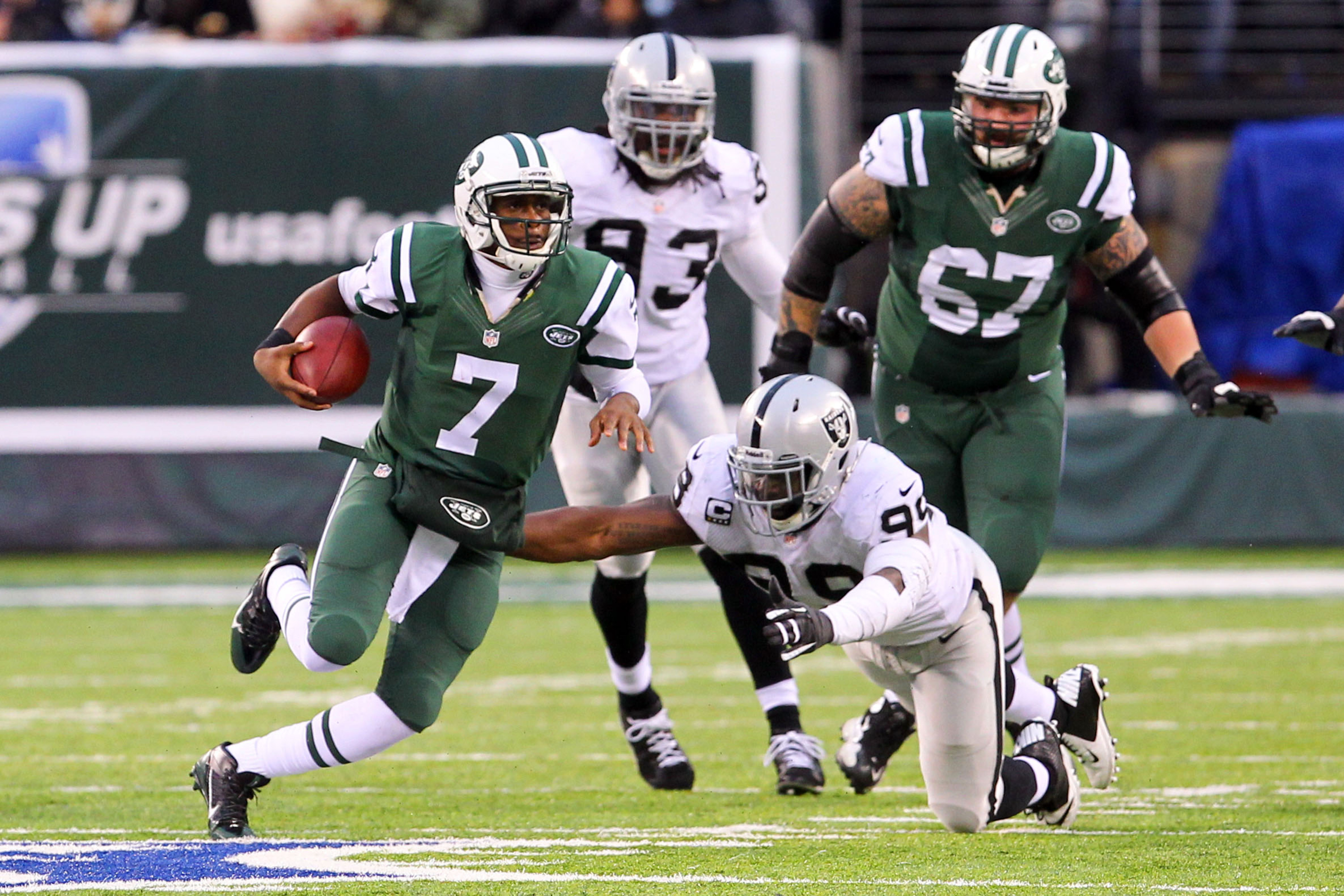 Geno Smith believes struggles were due to 'playing like a robot'