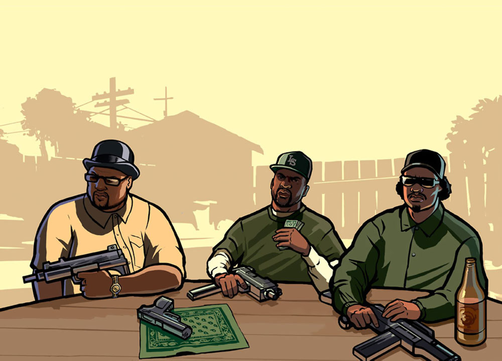 Grand Theft Auto: San Andreas now available on iOS