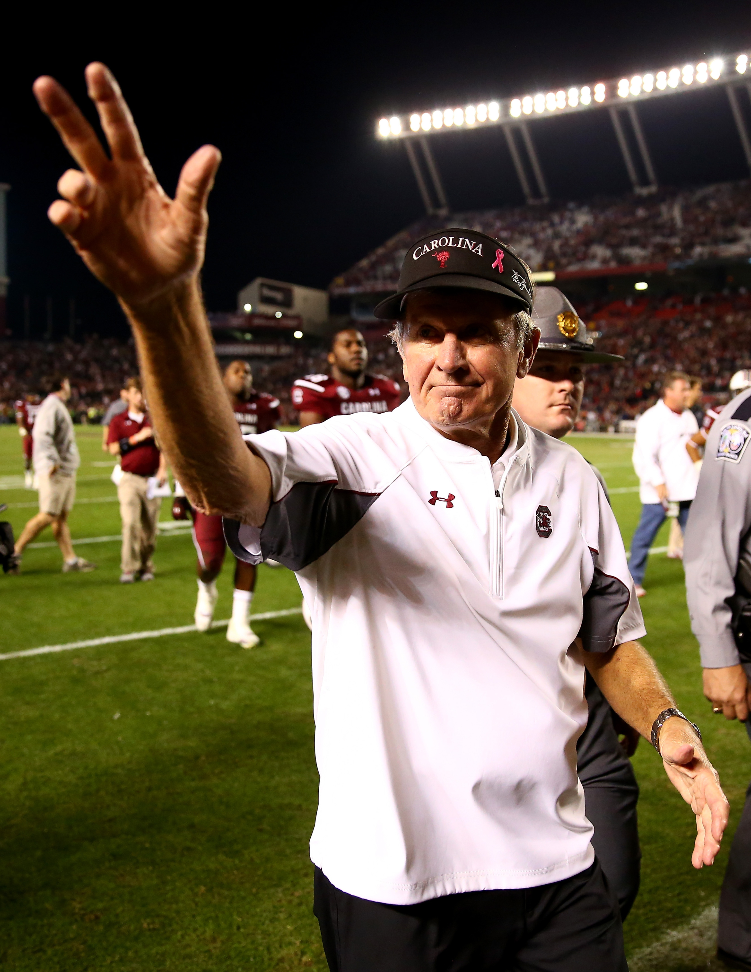 The troll ball coach quiz: Guess Steve Spurrier's best quotes of 2013