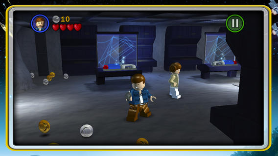 Lego Star Wars: The Complete Saga arrives for iOS