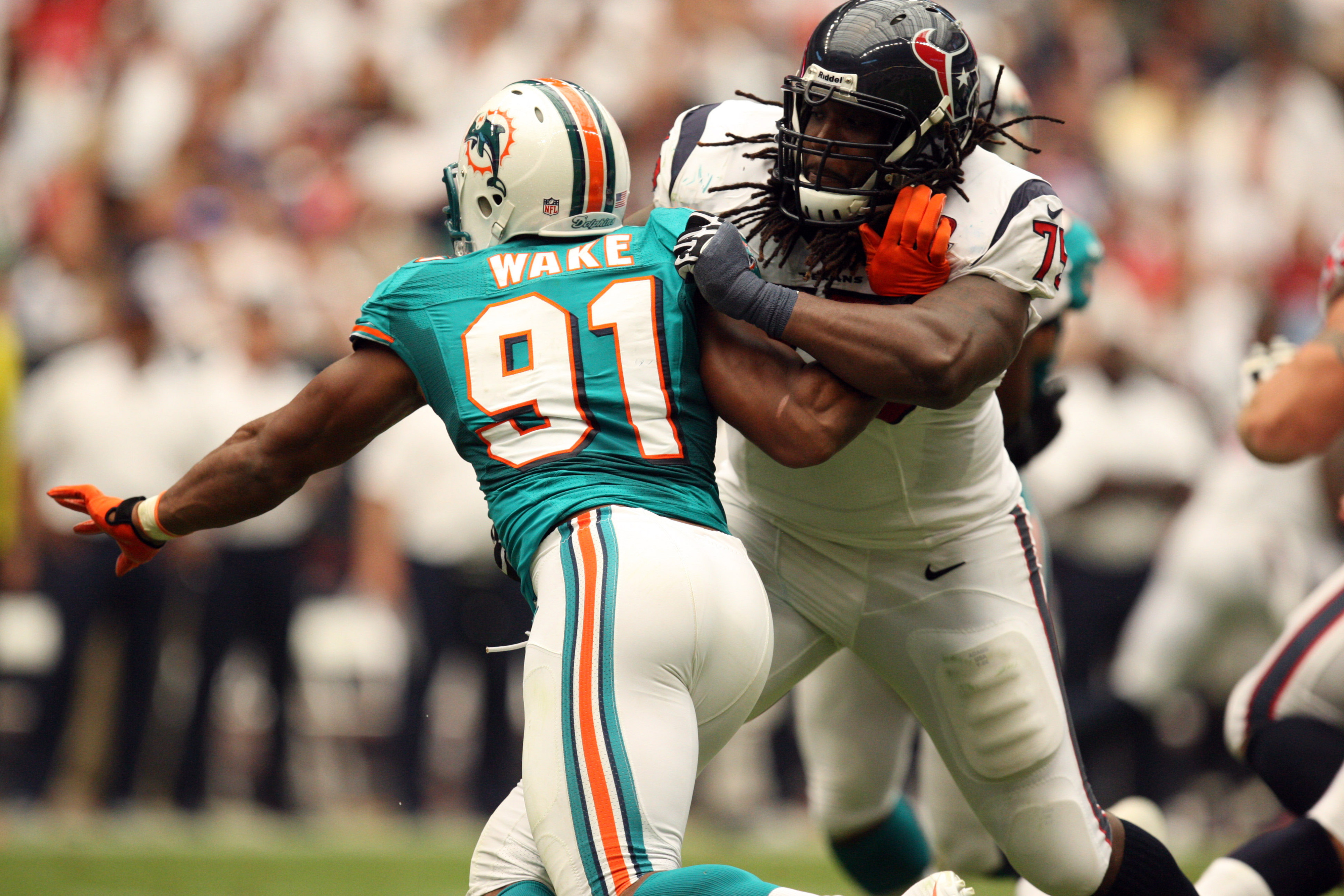 Now, do THAT to Mario Williams, and we'll be all set.
