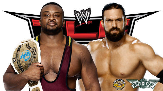 Big E Langston is the heavy favourite in this match