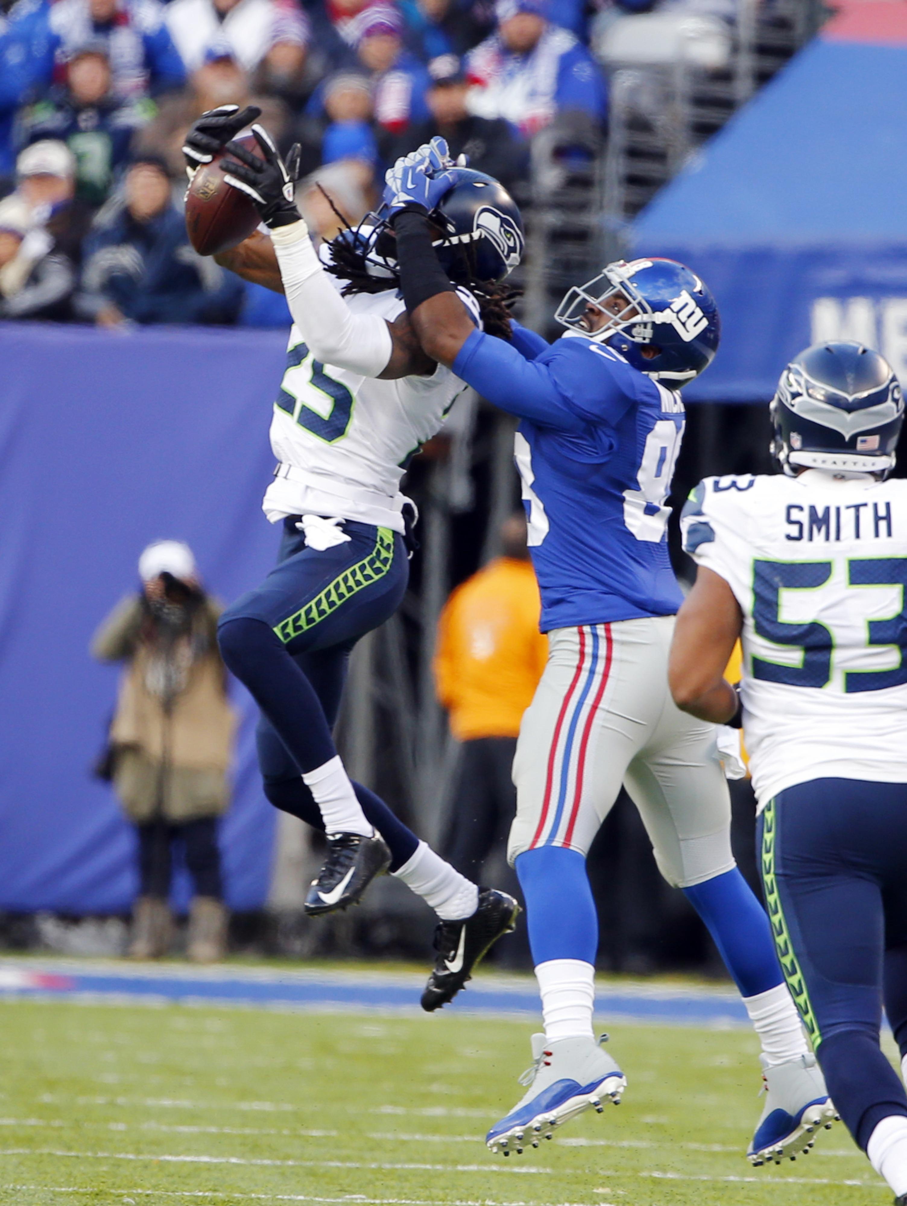 Seahawks vs. Giants 2013 final score: Seattle's defense dominant in 23-0 romp