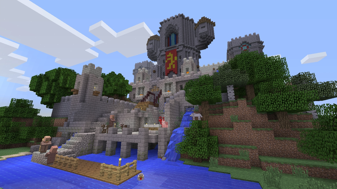 Minecraft launches Dec. 17 on PS3, hits PS4 and PS Vita in 2014