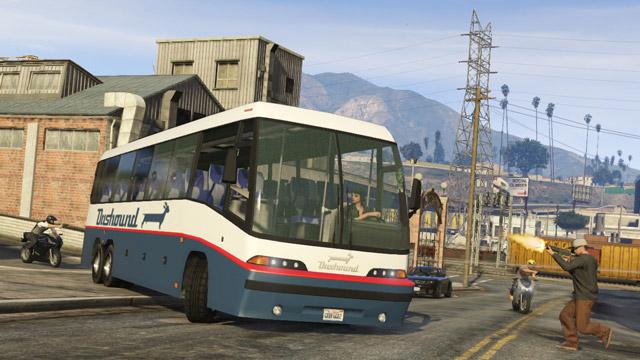 GTA Online's 'Capture' update hits Grand Theft Auto 5 on Dec. 18