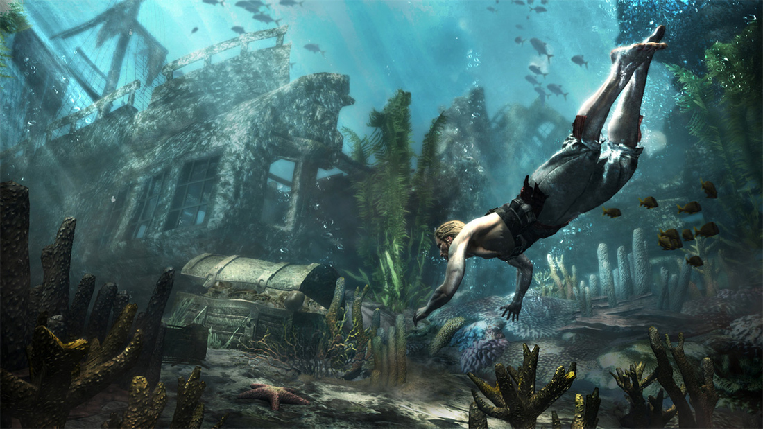 Opinion: Are AAA video games destined to get lost at sea?