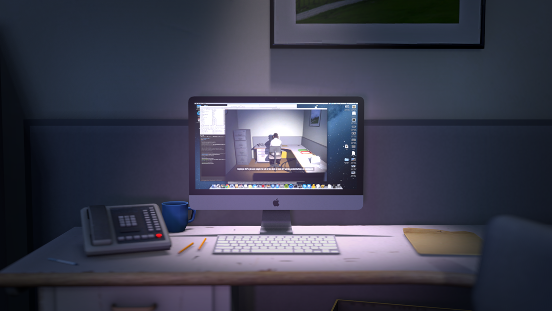 The Stanley Parable is now available for your Mac