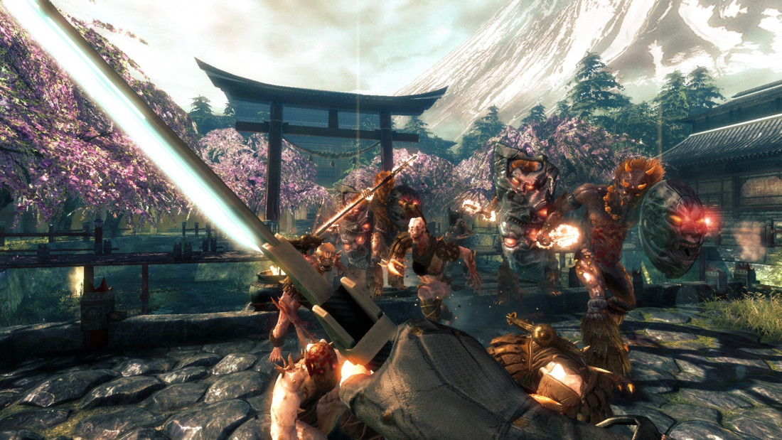 Shadow Warrior adds free Survival Mode