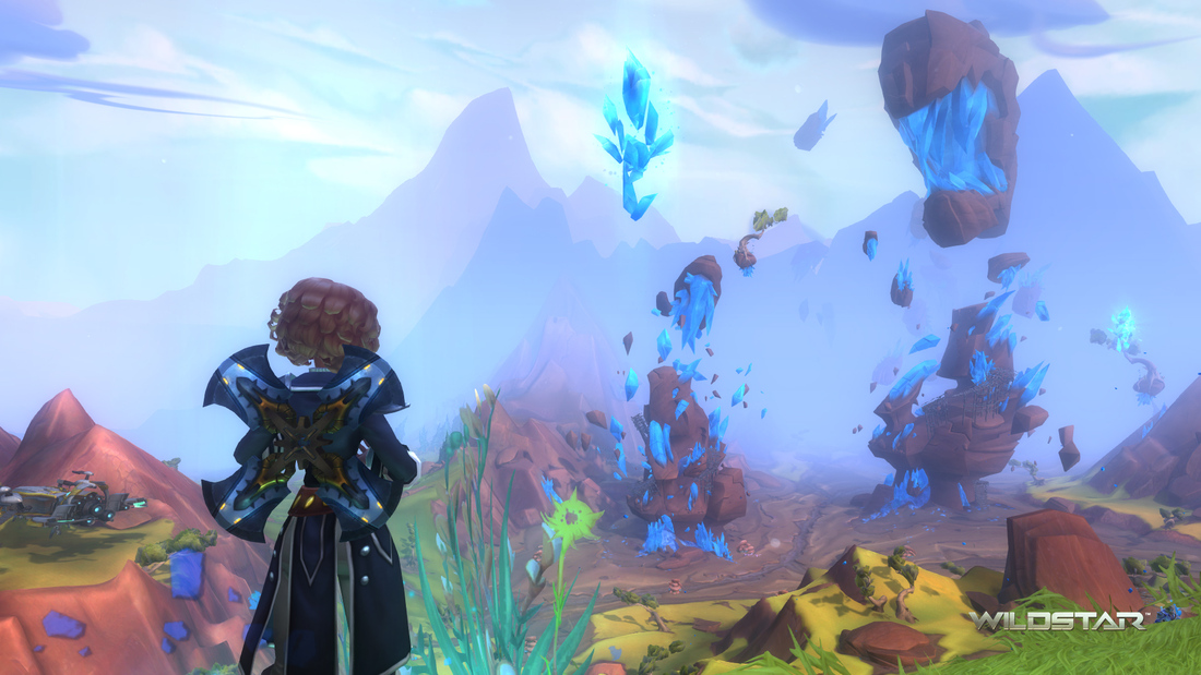How science and player habits shaped WildStar's Paths