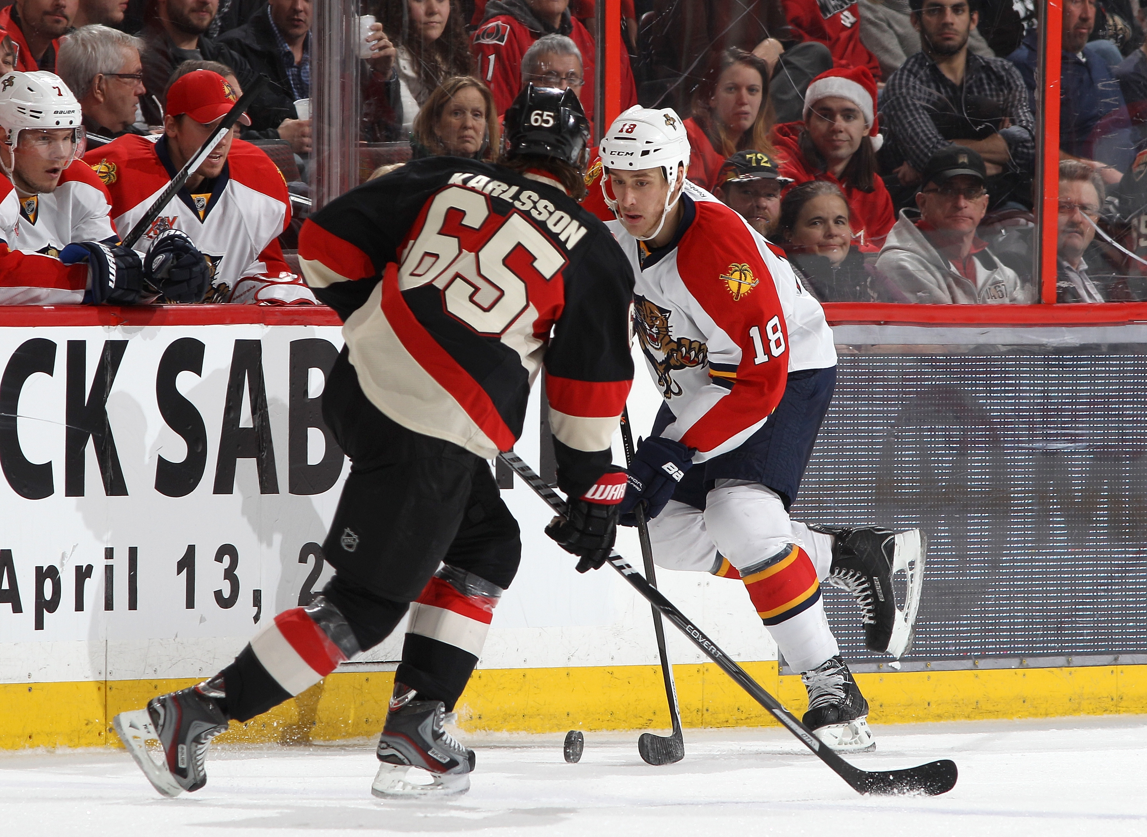 Yeah, I just look for pictures of Karlsson now.