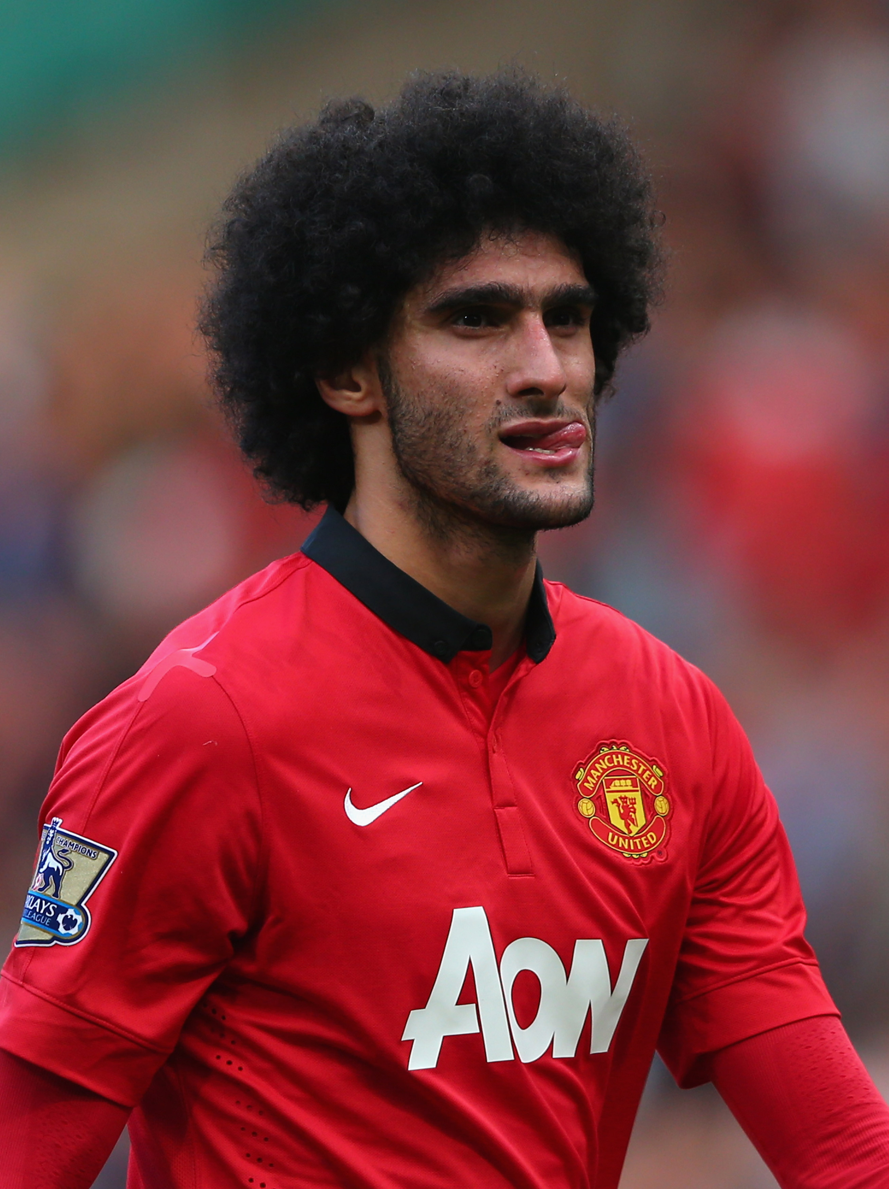 Marouane Fellaini sidelined until February after surgery