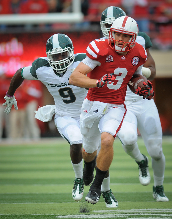 Can Michigan State get revenge for last year's 24-3 loss to Nebraska?