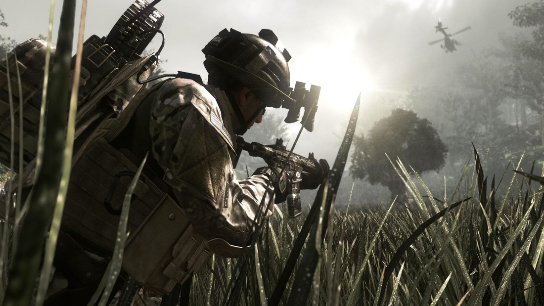 Call of Duty: Ghosts update brings new Heavy Duty mode and fixes
