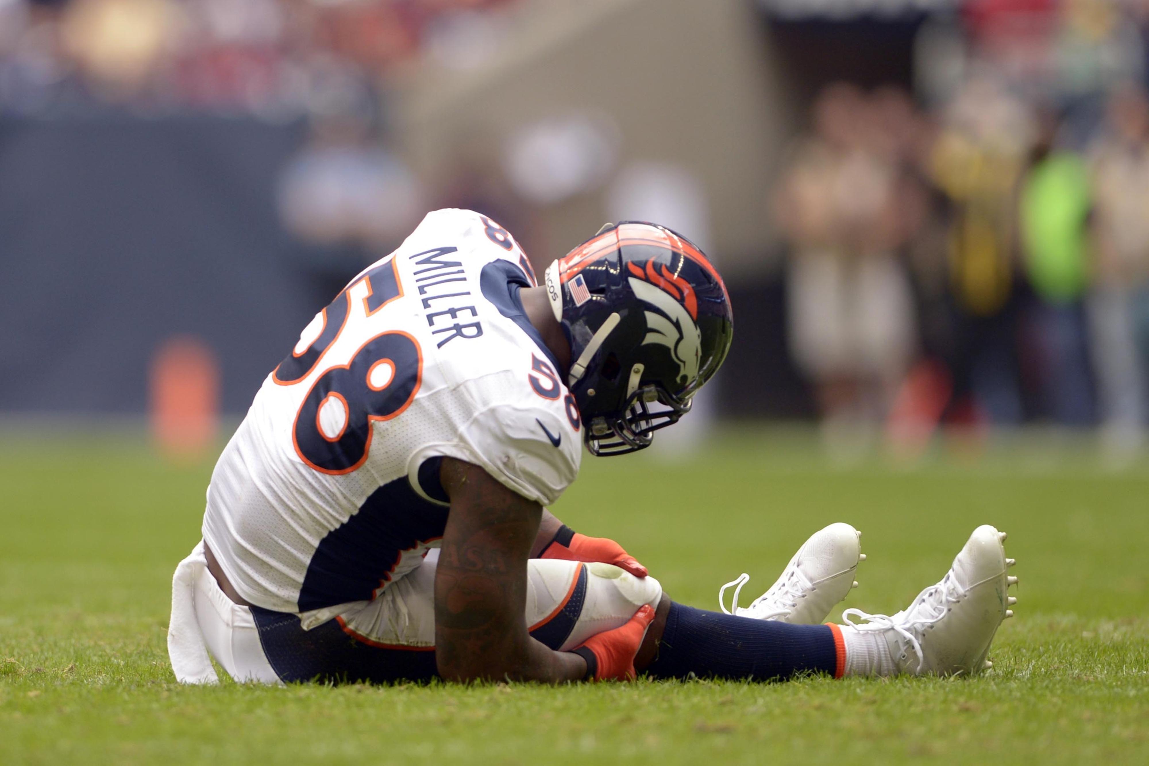 AFC West injuries, Week 16: Broncos lose Von Miller