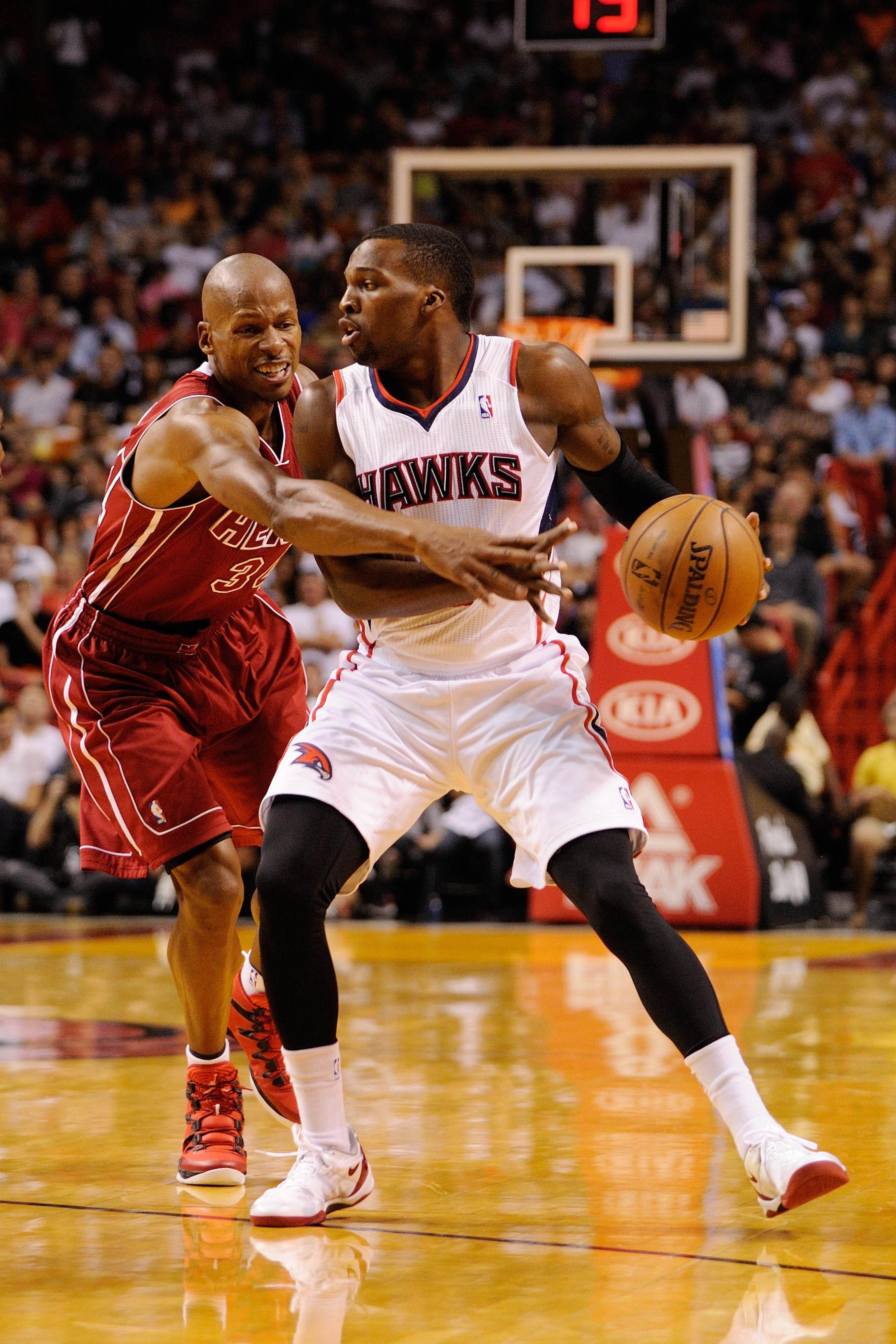 Hawks vs. Heat final score: Heat come back in regulation, hold off Hawks in OT