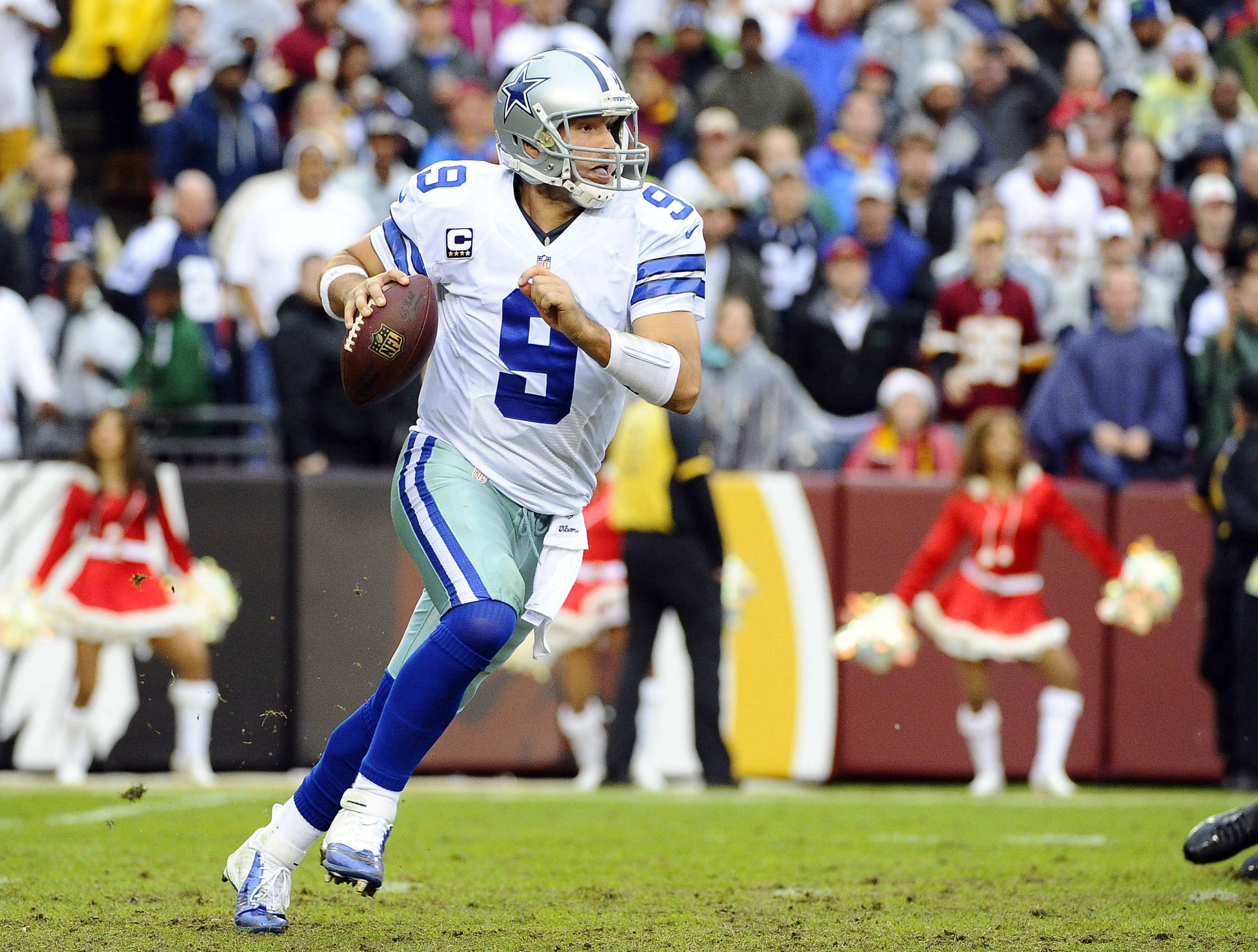 Tony Romo injury: Cowboys QB could still be cleared to play Eagles