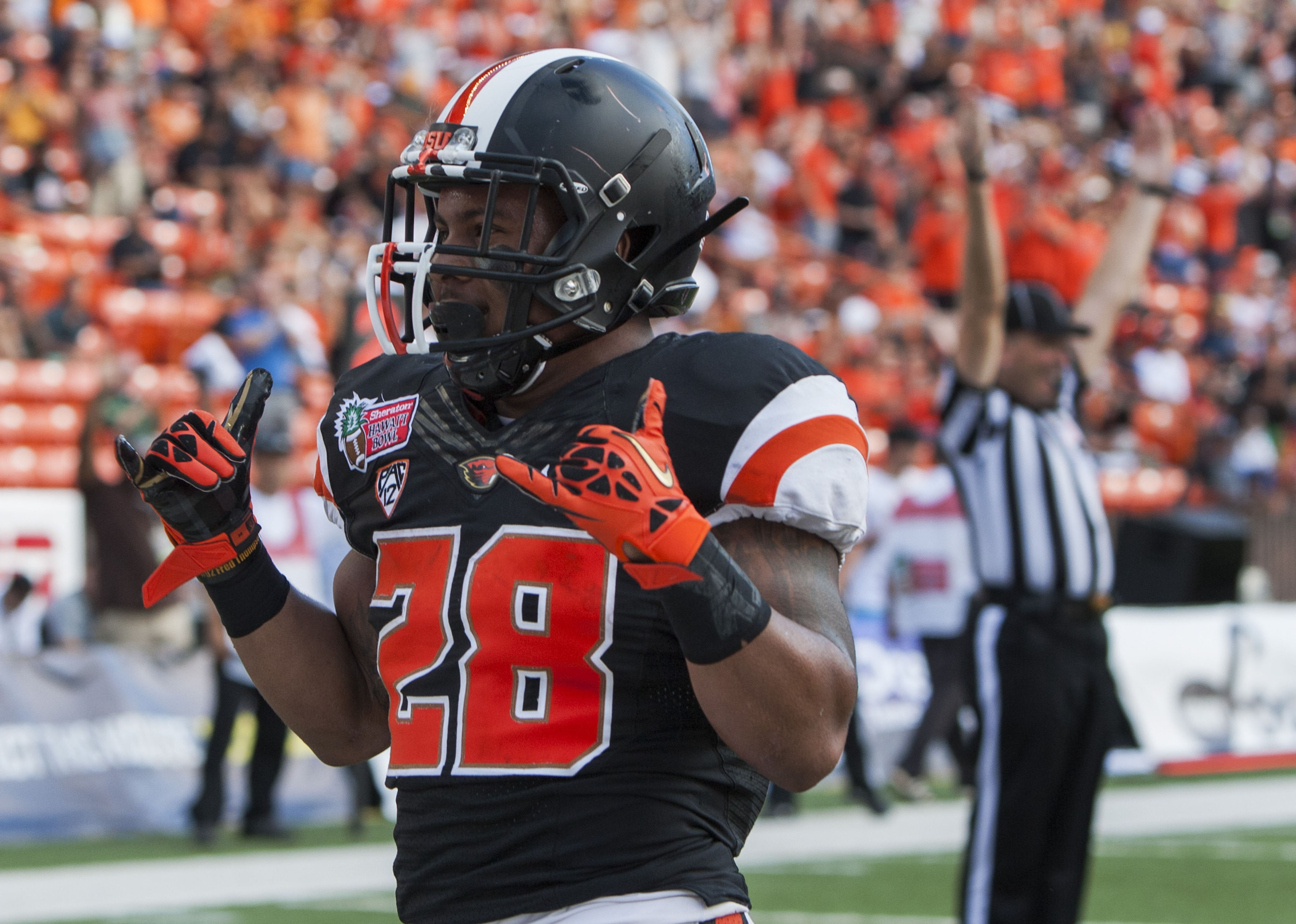 2013 Hawaii Bowl results: Oregon State scores early, often in win over Boise State