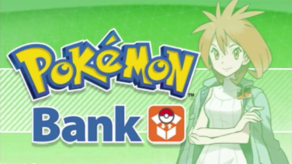 Pokemon Bank taken down in Japan following server issues