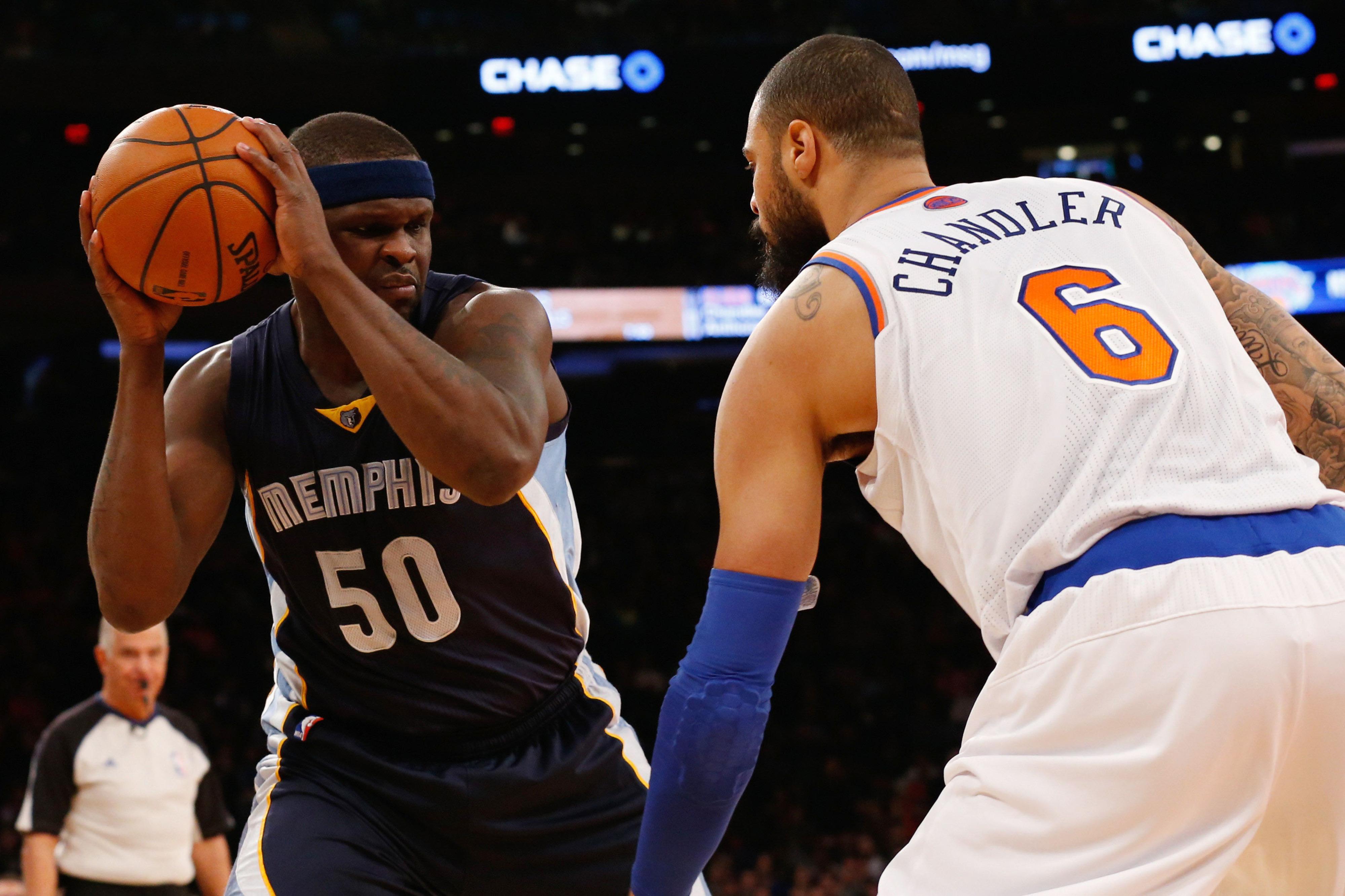 NBA trade rumors: Grizzlies to hold onto Zach Randolph, per report