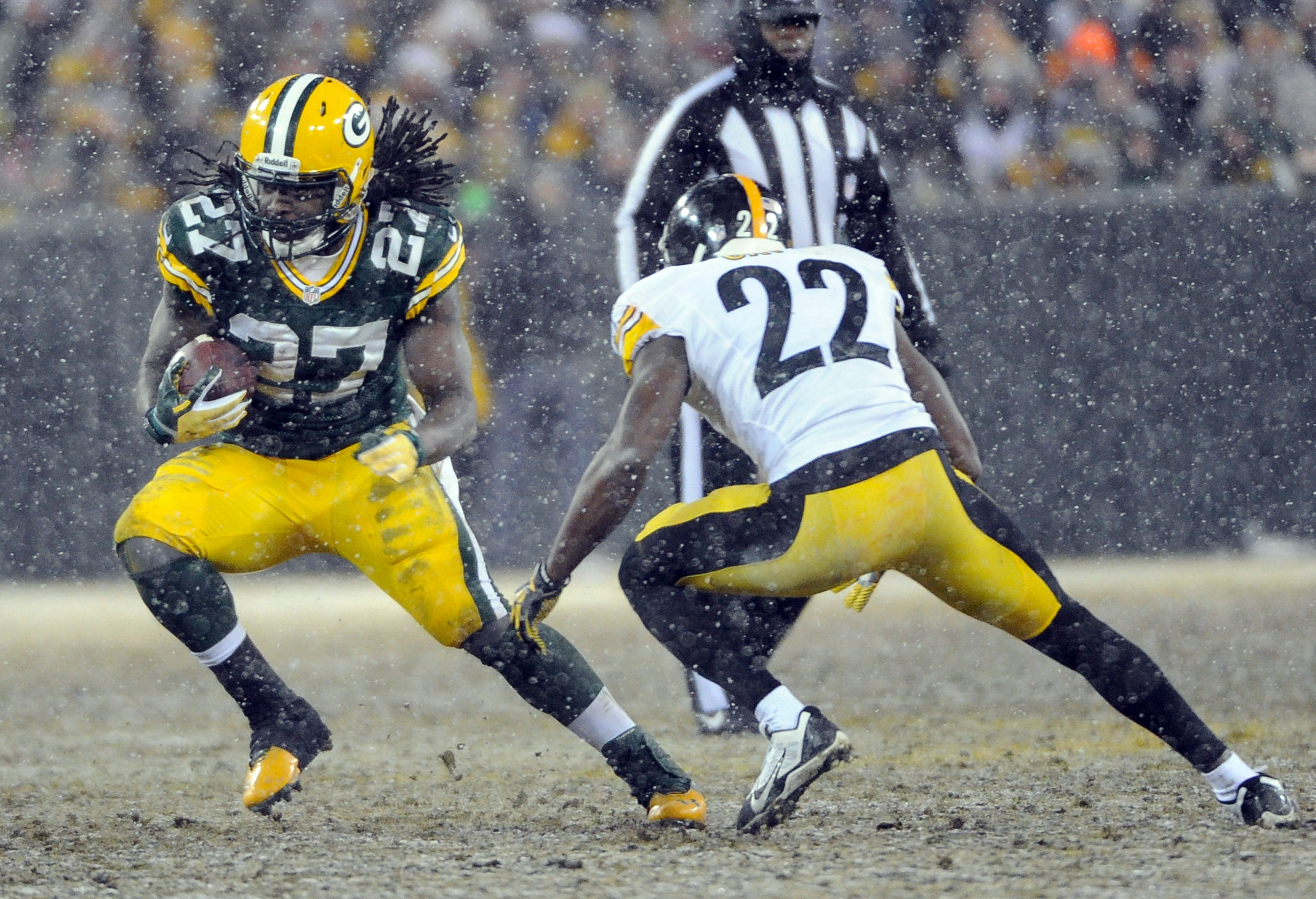 NFL Rookie of the Year race, Week 16: Eddie Lacy making a late push