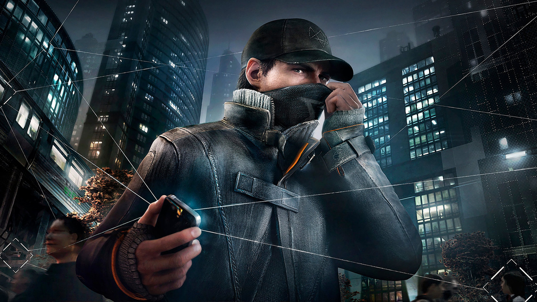 Watch Dogs project was originally a driving game