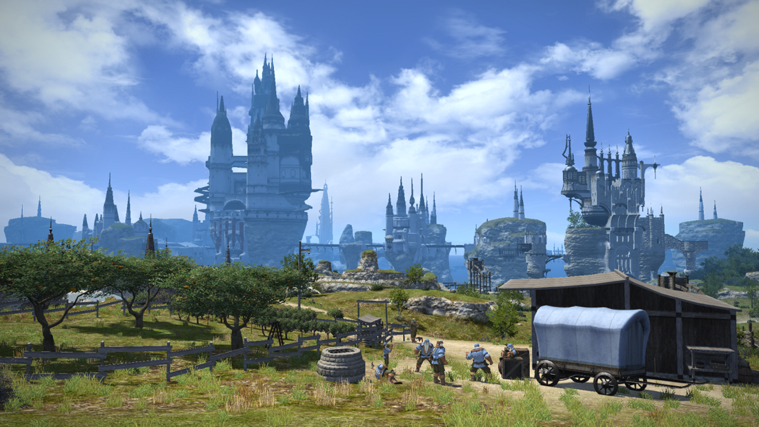 Final Fantasy 14 housing prices lowering over the next few months