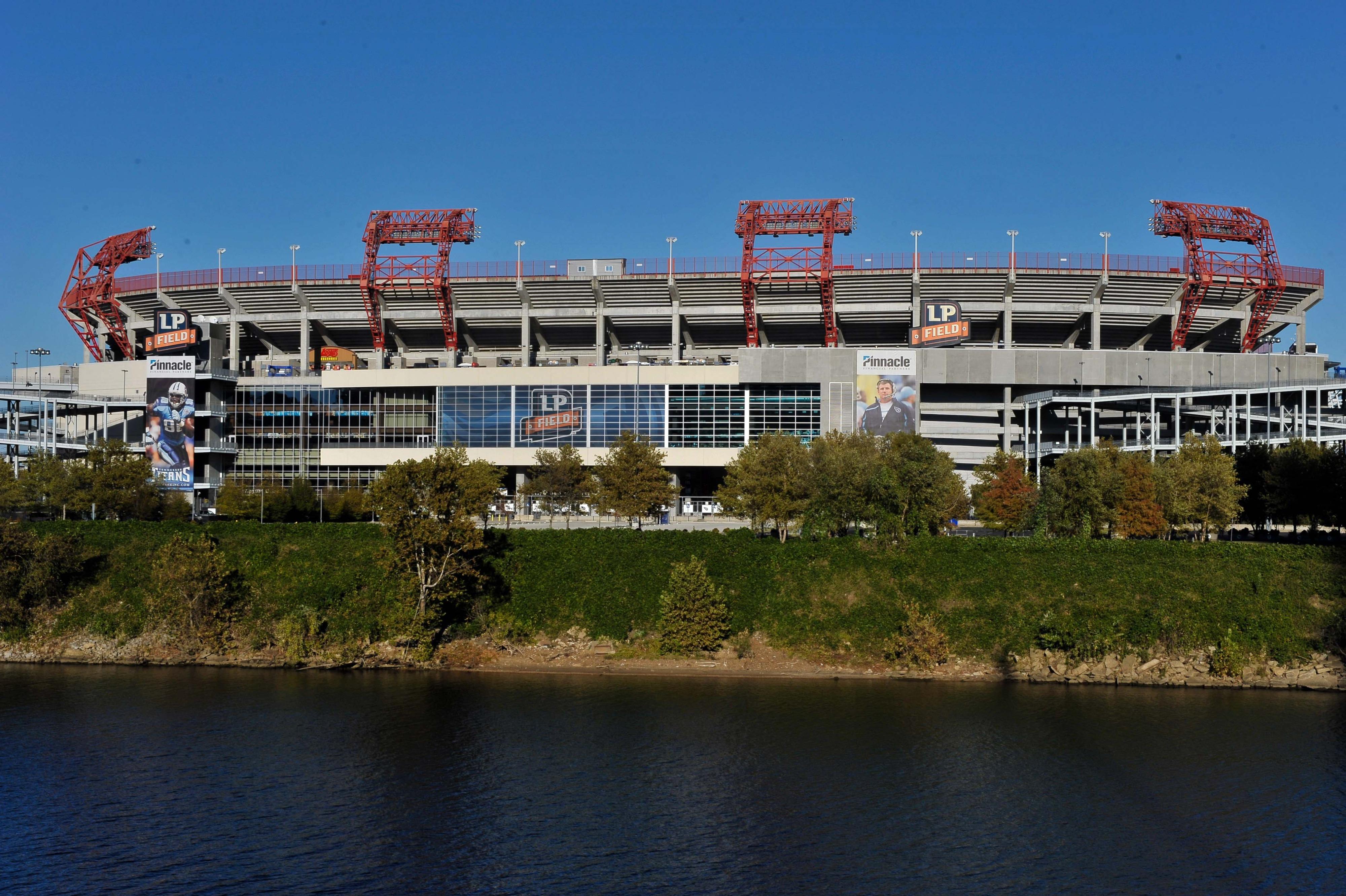 Not as nice as Reliant Stadium.
