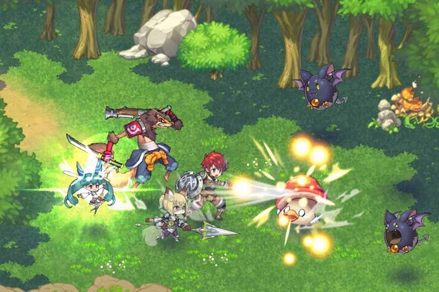 Breath of Fire 6 to include town-building system, familiar elements